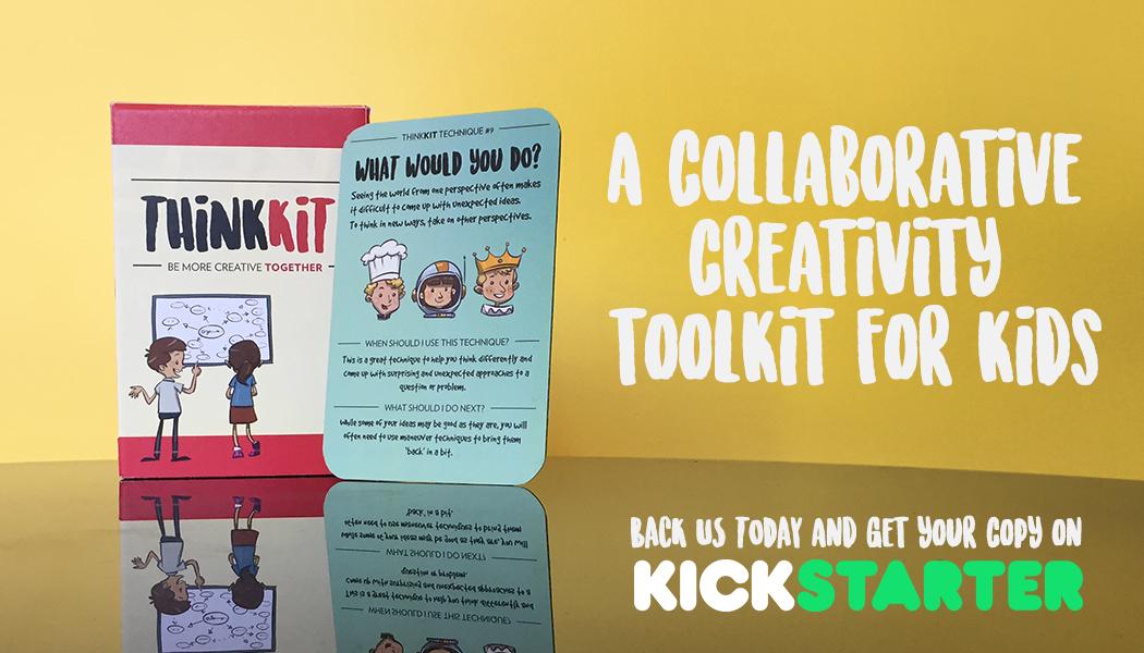 Our ThinkKit Kickstarter is live!